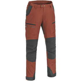Pinewood Caribou TC Pants Men terracotta/grey